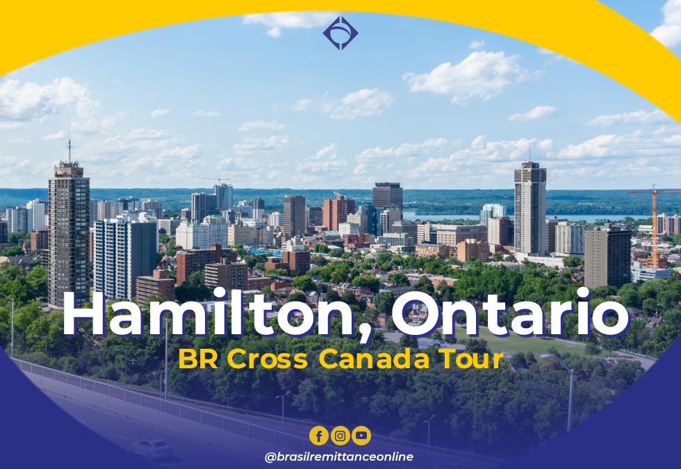 BR Cross Canada, Ontario: Hamilton